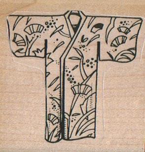 Japanese Kimono/Small 2 1/4 x 2-0