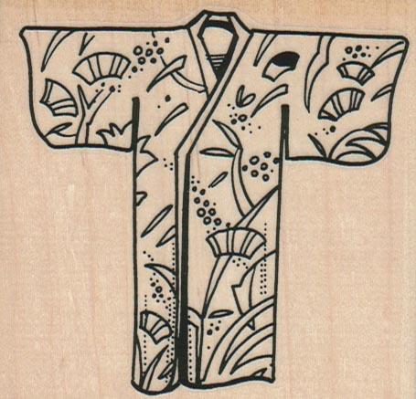 Japanese Kimono/Large 3 1/4 x 3-0