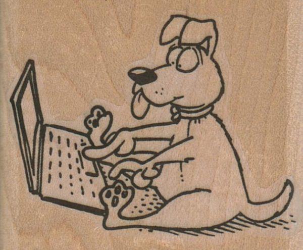 Internet Dog 2 1/4 x 1 3/4-0