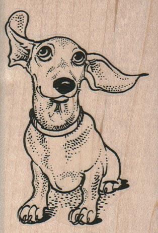 Dog Ears Flying 2 1/4 x 3 1/4-0
