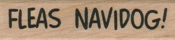 Fleas Navidog 3/4 x 2 1/2-0
