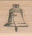 Liberty Bell (Small) 1 x 3/4-0
