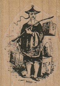 Tea Merchant 1 1/2 x 2-0