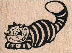 Cheshire Cat 2 1/2 x 1 3/4-0