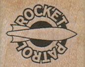 Rocket Patrol 1 1/4 x 1-0