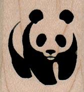 Panda Bear 1 1/4 x 1 1/4-0