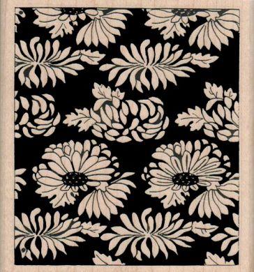 Flower Background 3 1/2 x 3 3/4-0