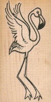 Flamingo Landing 1 3/4 x 3 1/4-0