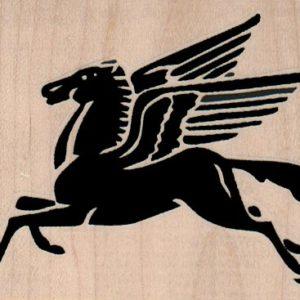 Flying Horse 3 x 2 1/2-0