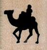 Rider On Camel 3/4 x 3/4-0