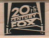 20th Century Fox 1 x 1 1/4-0