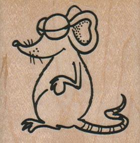 Sitting Rat 2 x 2-0