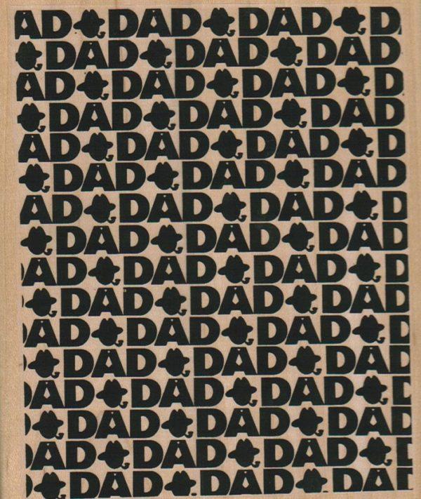 Dad Background 5 x 5 3/4-0