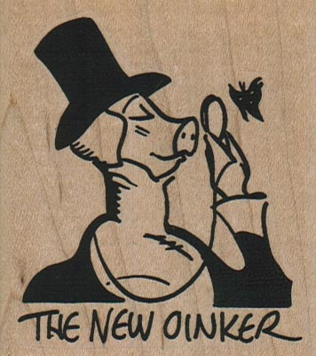 The New Oinker 2 1/2 x 2 3/4-0