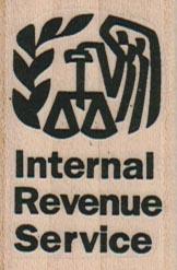 Internal Revenue Service 1 1/4 x 1 3/4-0