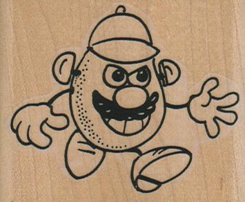 Running Potato 2 1/2 x 2-0