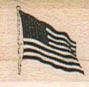 Small Flag 3/4 x 3/4-0