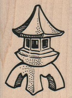 Pagoda 1 3/4 x 2 1/4-0