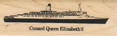Queen Elizabeth 2 1 1/4 x 3 1/2-0