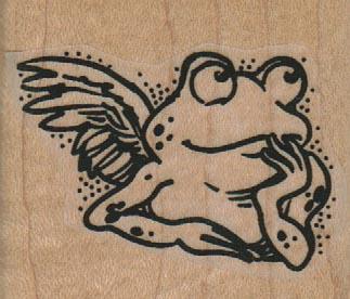 Frog Cherub 1 3/4 x 1 1/2-0