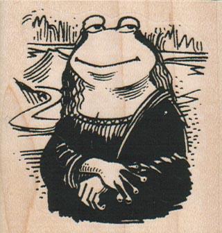 Mona Frog 2 1/4 x 2 1/4-0