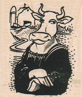 Mona Cow 2 x 2 1/4-0
