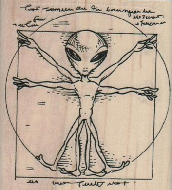 Alien Circle 3 x 3 1/4-0