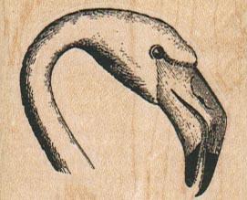 Flamingo Head 2 x 1 1/2-0