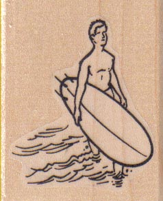 Surfer Carrying Board 1 3/4 x 2-0