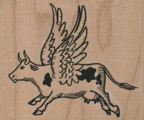 Flying Cow 2 1/2 x 2-0