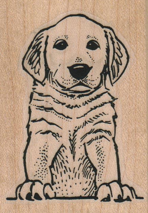 Dog Sitting 1 3/4 x 2 1/2-0