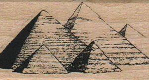 Pyramids 1 1/4 x 2 3/4-0