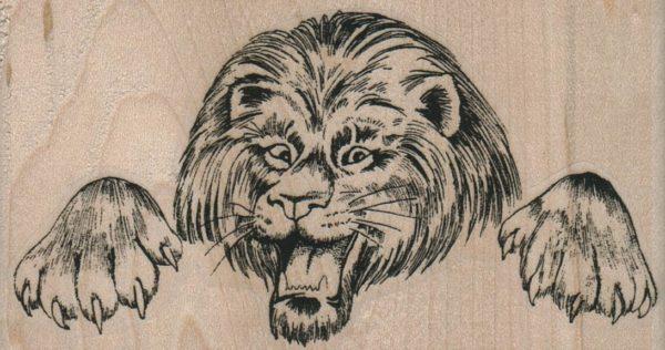 Lion Paws 3 3/4 x 2-0