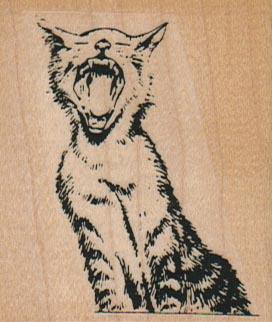 Howling Cat 2 x 2 1/4-0