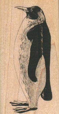 Penguin Facing Left 1 1/2 x 2 3/4-0