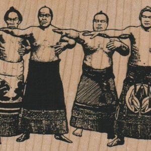 Sumo Quartet 4 x 3-0