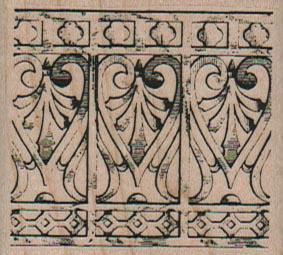 Decorative Frieze 2 x 1 3/4-0