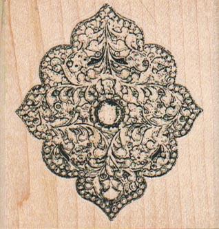 Intricate Design 2 1/4 x 2 1/4-0
