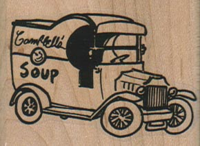 Campbell's Soup Truck 2 x 1 1/2-0