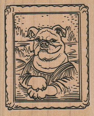 Mona BullDog 2 1/4 x 2 3/4-0