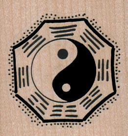 Ying & Yang 2 x 2-0