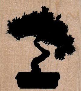 Bonsai Tree 2 x 2 1/4-0