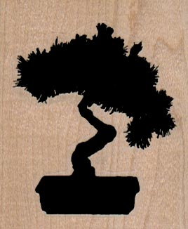 Bonsai Tree 2 x 2 1/4-0