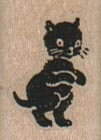 Solid Cat Walking 3/4 x 1-0