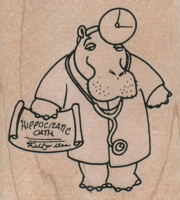 Dr. Hippo 2 3/4 x 3-0