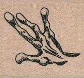 Alien Hand 1 1/4 x 1 1/4-0