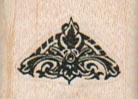 Ornament Design Border 1 x 3/4-0