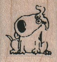 Dog Tilting Head 3/4 x 3/4-0