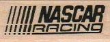 Nascar Racing 3/4 x 1 3/4-0