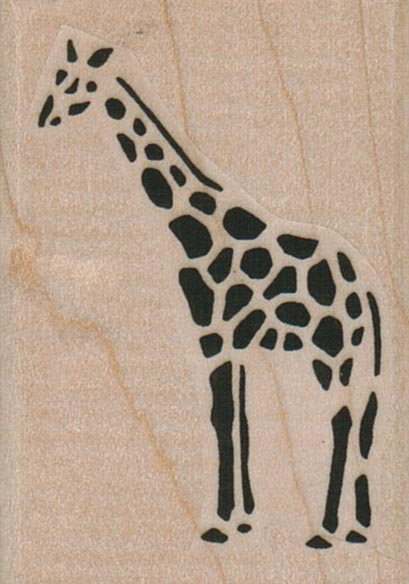 Just The Spots Giraffe 1 1/2 x 2-0